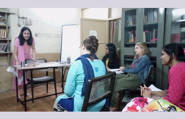 Marathi Language Program | AIIS LANGUAGES PROGRAM